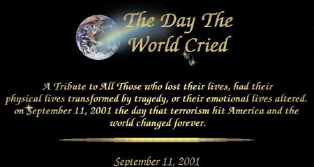 The Day The World Cried